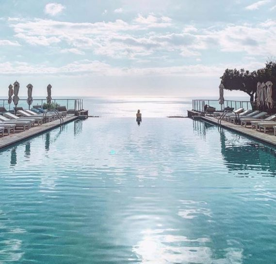 Jumeirah Port Soller Hotel Pool