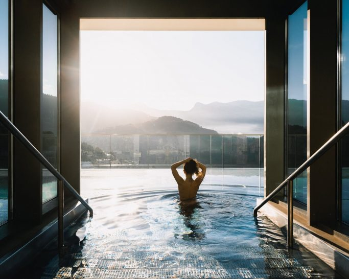 Jumeirah Port Soller Hotel Talise Spa Hydropool