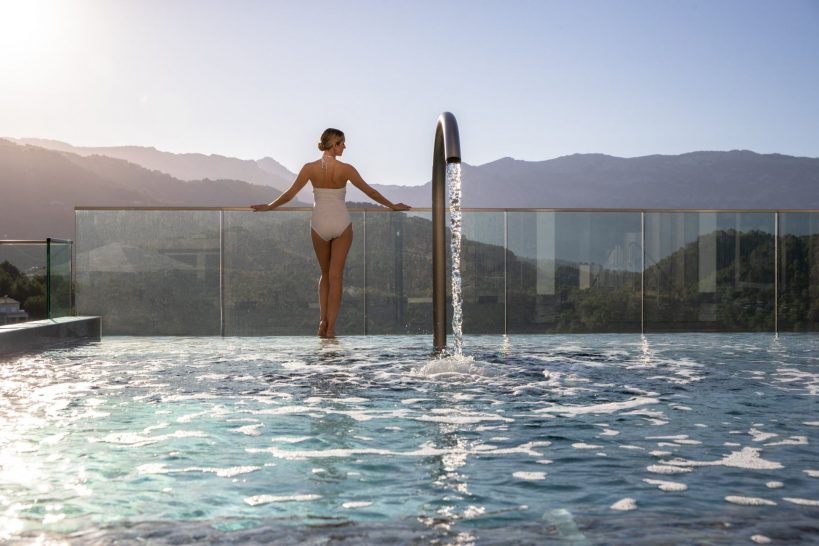 Jumeirah Port Soller Hotel Talise Spa Pool