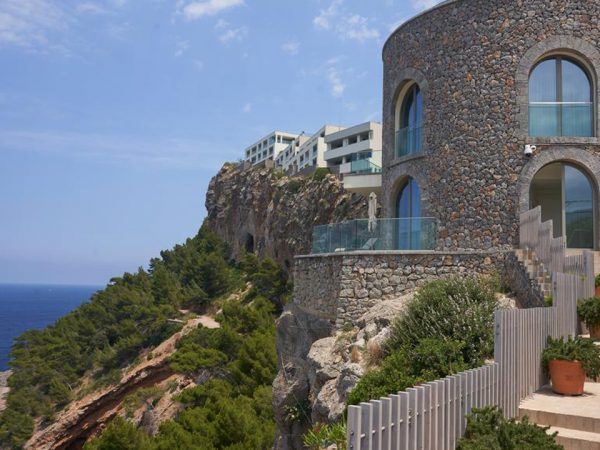 Jumeirah Port Soller Hotel and Spa Exterior