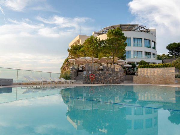 Jumeirah Port Soller Hotel and Spa Exterior View