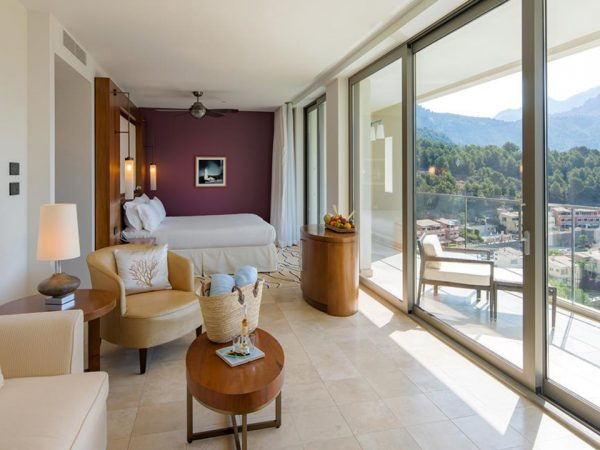 Jumeirah Port Soller Hotel and Spa Junior Suite Mountain View