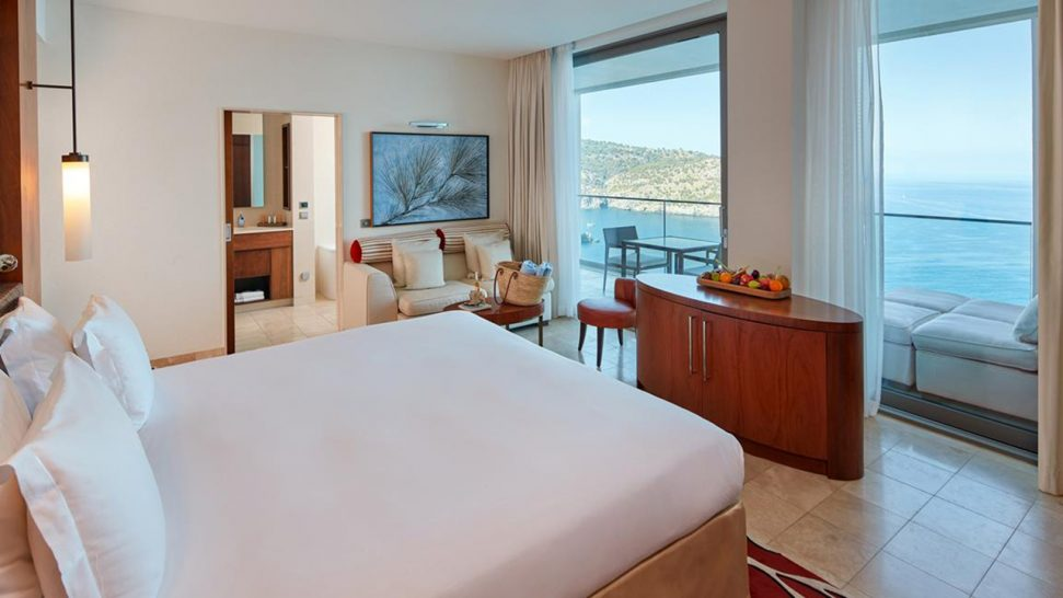 Jumeirah Port Soller Hotel and Spa Junior Suite Sea View