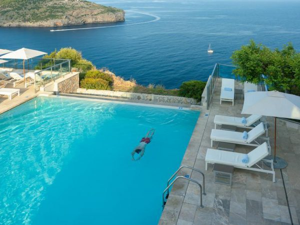 Jumeirah Port Soller Hotel and Spa Outdoor Pool