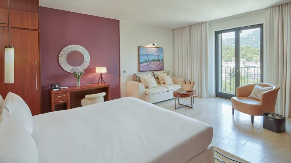 Jumeirah Port Soller Hotel and Spa Superior Room