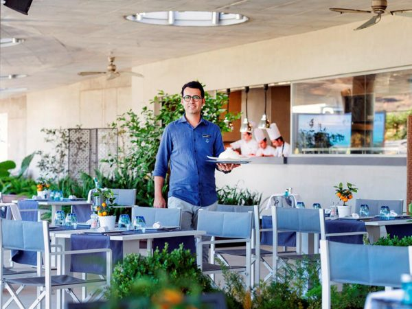Kempinski Hotel Barbaros Bay Bodrum Barbarossa Restaurant