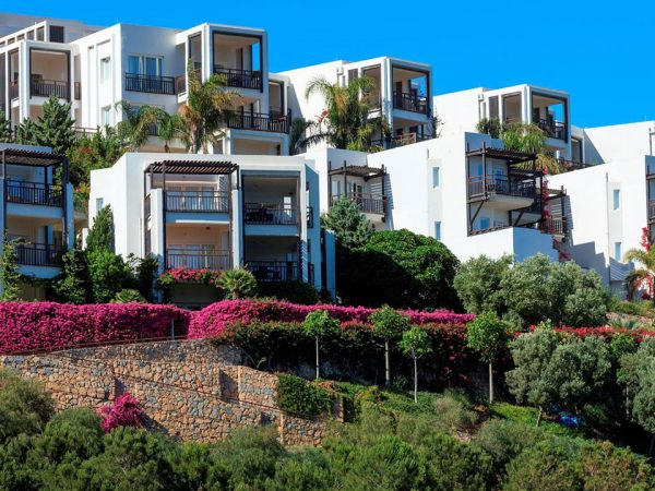 Kempinski Hotel Barbaros Bay Bodrum Exterior View