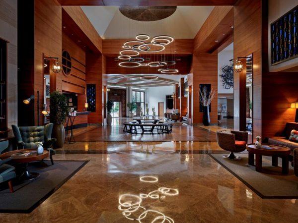 Kempinski Hotel Barbaros Bay Bodrum Interior