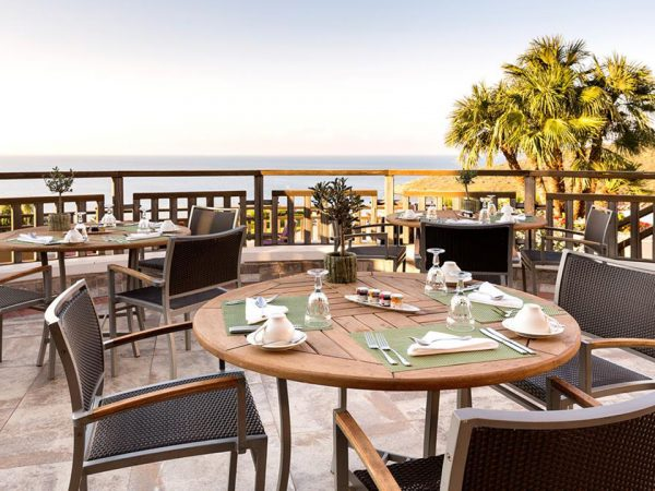 Kempinski Hotel Barbaros Bay Bodrum Olives Restaurant