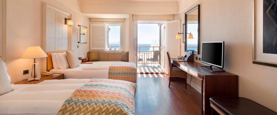 Kempinski Hotel Barbaros Bay Bodrum Standard Rooms