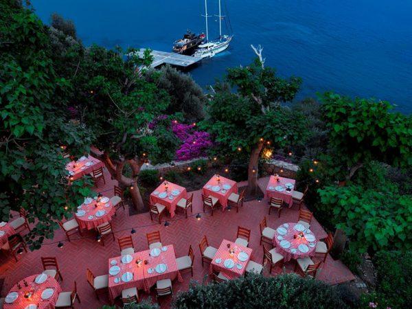 Kempinski Hotel Barbaros Bay Bodrum The Light