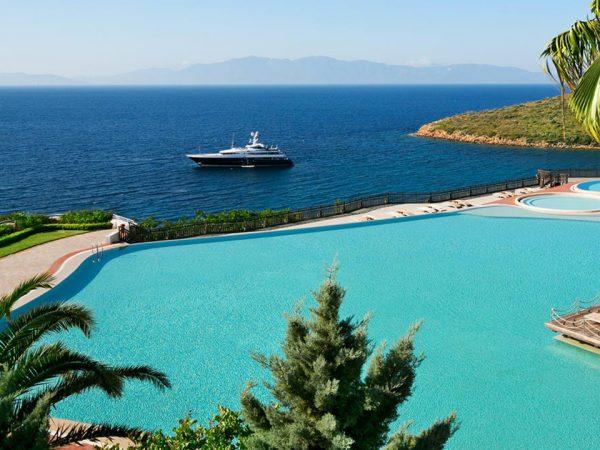 Kempinski Hotel Barbaros Bay Bodrum View
