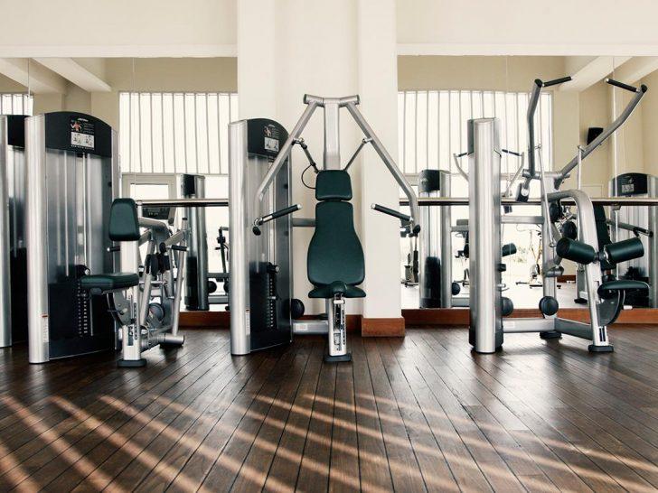 Kempinski Hotel Barbaros Bay Bodrum gym