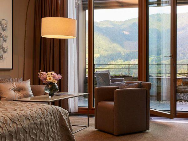Kempinski Hotel Berchtesgaden Deluxe Terrace Room