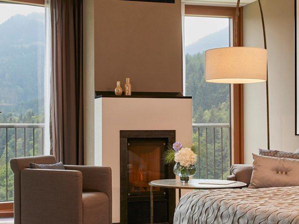Kempinski Hotel Berchtesgaden Executive Mountain View Room