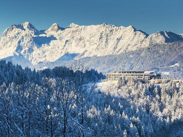 Kempinski Hotel Berchtesgaden Exterior