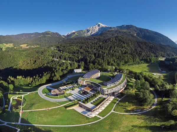 Kempinski Hotel Berchtesgaden Exterior View