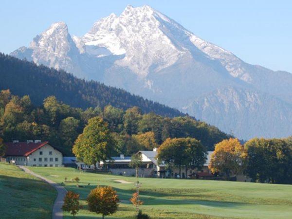 Kempinski Hotel Berchtesgaden Golf
