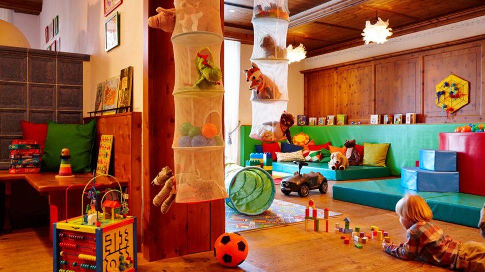 Kempinski Hotel Berchtesgaden Kids Club