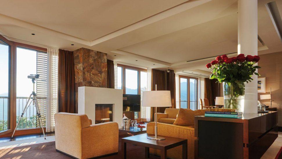 Kempinski Hotel Berchtesgaden Presidential Suite