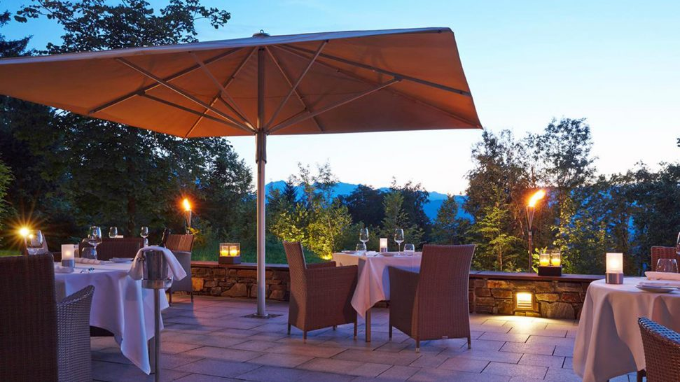 Kempinski Hotel Berchtesgaden Restaurant LE CIEL