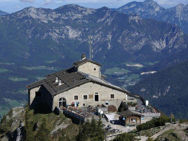 Kempinski Hotel Berchtesgaden View