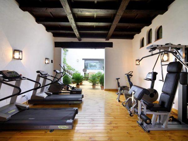 La Bobadilla, A Royal Hideaway Hotel Gym