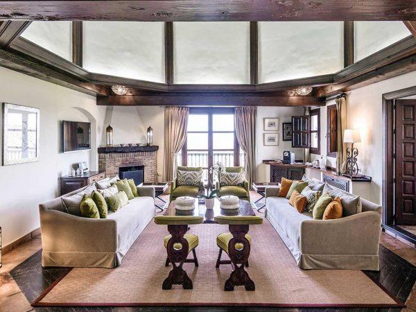 La Bobadilla, A Royal Hideaway Hotel King Boabdil Deluxe Suite