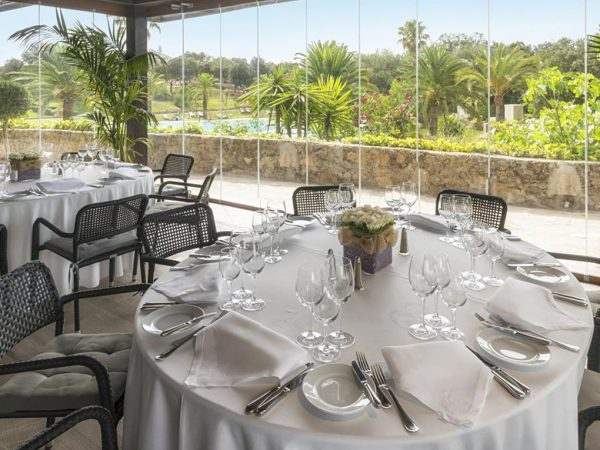 La Bobadilla, A Royal Hideaway Hotel La Finca Restaurant