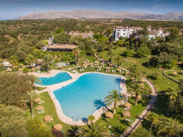 La Bobadilla, A Royal Hideaway Hotel Pool