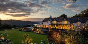Linthwaite House, Lake District