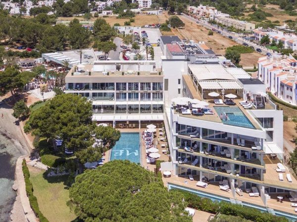 ME Ibiza Aerial View