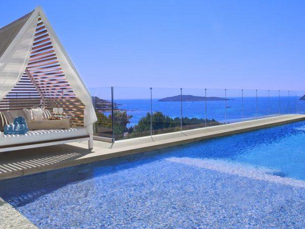 ME Ibiza Hotel View