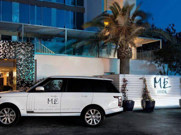 ME Ibiza Lobby