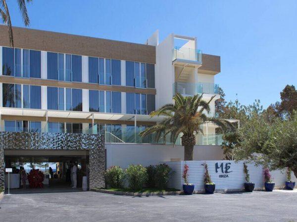 ME Ibiza Lobby View
