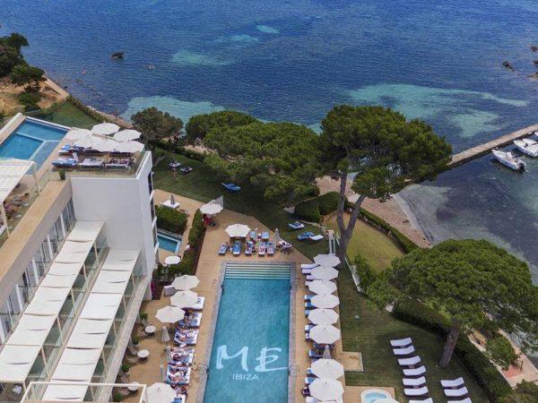 ME Ibiza Top View