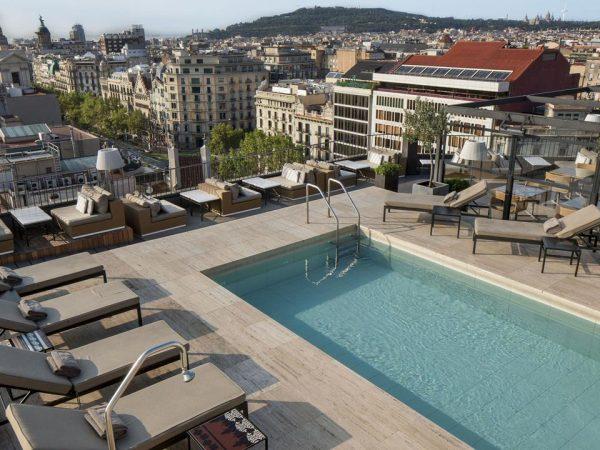 Majestic Hotel and Spa Barcelona GL