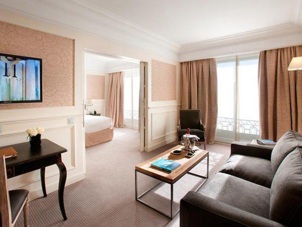 Majestic Hotel and Spa Barcelona GL Junior Suite Passeig de Gracia