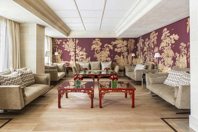 Majestic Hotel and Spa Barcelona GL Penthouse Royal