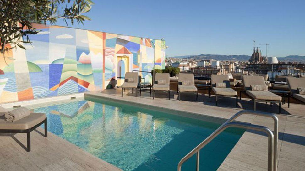 Majestic Hotel and Spa Barcelona GL Pool