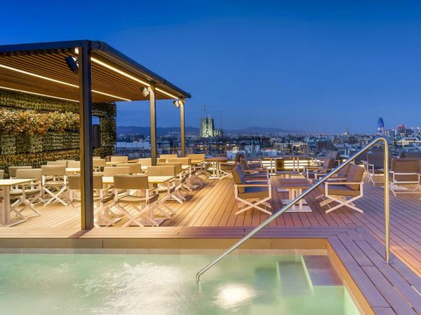 Majestic Hotel and Spa Barcelona GL View