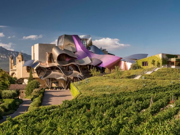 Marques de Riscal, a Luxury Collection, Elciego Hotel View