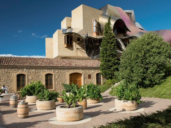 Marques de Riscal, a Luxury Collection, Elciego View