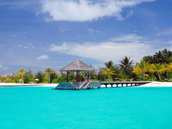 Naladhu Private Island Maldives Beach