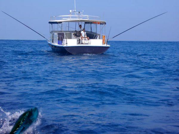 Naladhu Private Island Maldives Fishing