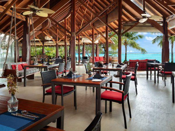 Naladhu Private Island Maldives Fushi Caf