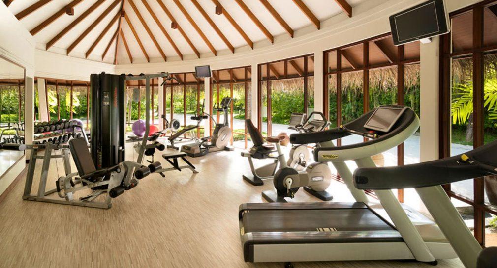 Naladhu Private Island Maldives Gym
