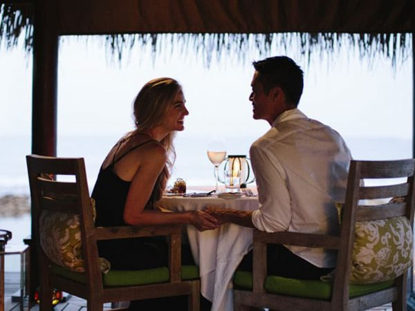 Naladhu Private Island Maldives In-Residence Dining