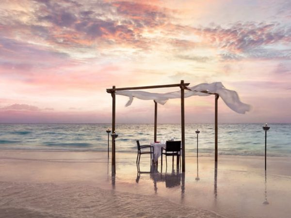 Naladhu Private Island Maldives Intimate Dining Affairs