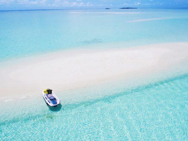 Naladhu Private Island Maldives Jet Skiing